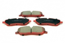 LR055454TF CERAMIC REAR BRAKE PADS DISCOVERY 3, 4 & L322 RANGE ROVER